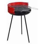 barbecue a charbon rond 50cm mod c50 carton de 3 unites alperk 9807 3663141