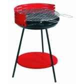 barbecue a charbon rond 50cm mod c50b carton de 3 unites alperk 9810 3663141