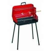 barbecue a charbon rectangulaire 50x30cm mod cptt carton de 4 unites alperk 9816 3663141