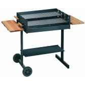 barbecue a charbon rectangulaire 75x57cm mod b7557m alperk 9841 8436028