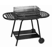 barbecue a charbon rectangulaire 60x50cm mod rv50i palette de 10 unites alperk 9836 3663141