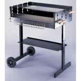 barbecue a charbon rectangulaire 75x57cm mod b7557 palette de 18 unites alperk 9840 3663141