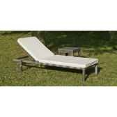 ensemble maracaibo 2 bains de solei2 tables basses coussin blanc exklusive hevea 10153 3663141