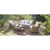 salon haut de gamme tunez 8 1 canape 3p2 fauteuils 1 table basse coussin ecru nabab 10108 8430095