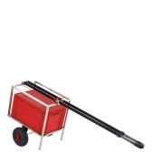 chariot zeff chariot voile inox 2 roues happinox chariotzeff