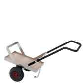 chariot yola chariot inox 2 roues happinox chariotyola