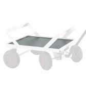 panneau trespa panneau de fond chariot inox 4 roues avec arceaux happinox chariotbibakpanneautrespa