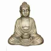 bouddha assis porte bougie bouddha web summum bud004