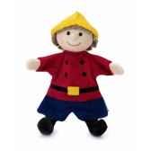 marionnette pompier sterntaler 36943