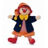 marionnette clown sterntaler 36958