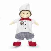 marionnette cuisinier sterntaler 3601411