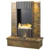 fontaine cheminee d interieur cactose 10100