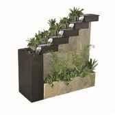 fontaine exterieur interieur cactose 10369lex