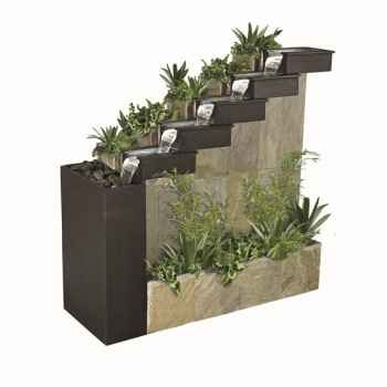 Fontaine ext rieur int rieur cactose 10369lex for Decoration fontaine exterieur