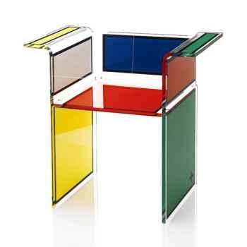 Chaise design Beau Hauss Castelbajac Acrila - 0039