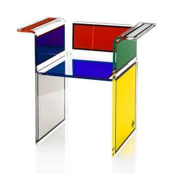 Chaise design Beau Hauss Castelbajac Acrila - 0040