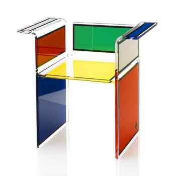Chaise design Beau Hauss Castelbajac Acrila - 0041