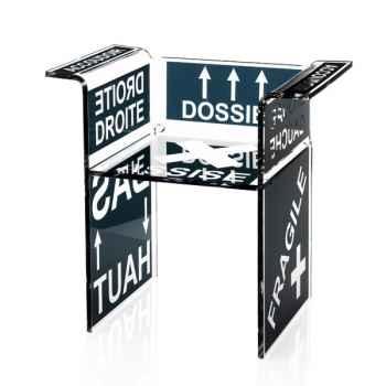 Chaise design Protect Me Castelbajac Acrila - 0043