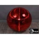 objet decoration chic boule facette rge d80cm edelweiss c7963