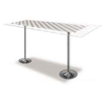 Table de bar design Capiton Acrila - 0010