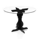 table baroque noire acrila 0033