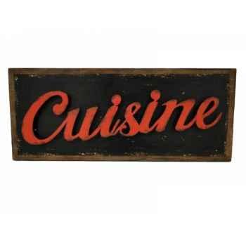 """Panneau \""""cuisine\"""" Antic Line -SEB13796"""