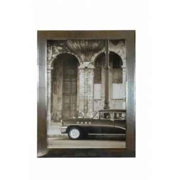 Tableau 60 x 80 cms voiture Antic Line -DEC8983