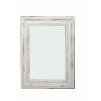 Miroir blanc Antic Line -SEB13237