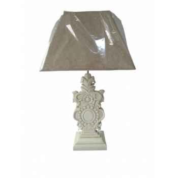 Lampe avec chapeau Antic Line -SEB13854