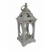 lanterne bois grise antic line seb13691