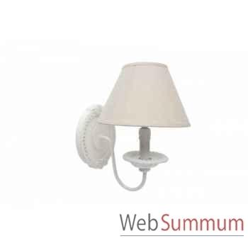 Applique avec chapeau Antic Line -SEB11274