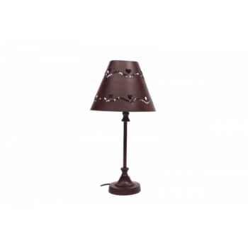 Lampe avec chapeau Antic Line -SEB11096