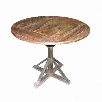 Table ronde Antic Line -CD504
