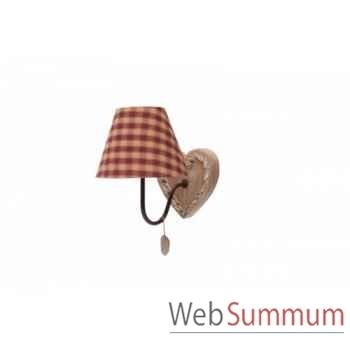 Applique avec chapeau Antic Line -SEB11640