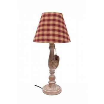 Lampe avec chapeau Antic Line -SEB11639