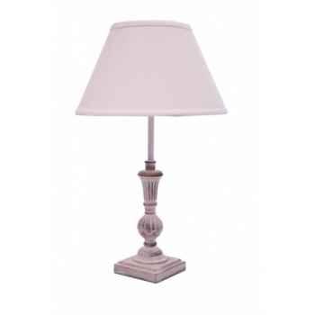 Lampe avec chapeau Antic Line -SEB10548