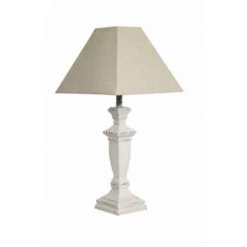 Lampe avec chapeau Antic Line -SEB12409
