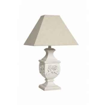 Lampe avec chapeau Antic Line -SEB12408