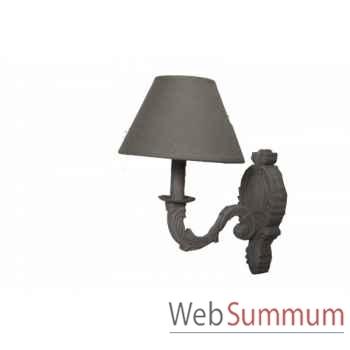 Applique avec chapeau Antic Line -SEB12930