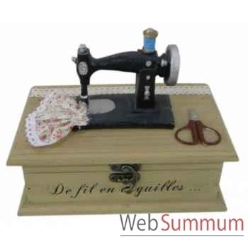 Boîte à couture Antic Line -SEB13751
