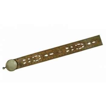 Règle avec loupe Antic Line -SEB13282