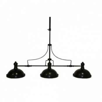 Lampe noire phare de voiture Antic Line -SEB13296