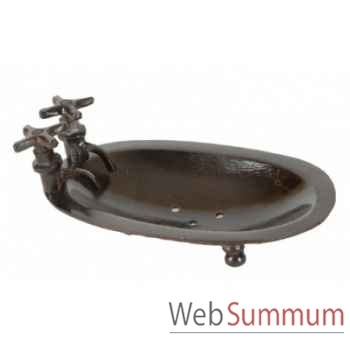 Baignoire porte savon Antic Line -Dec6992
