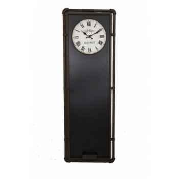 Tableau noir avec pendule Antic Line -SEB12969