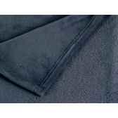 plaid 150 x 200 cms collection castor ardoise antic line seb13905