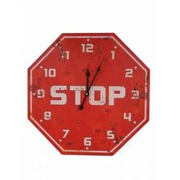 """Pendule \""""stop\"""" Antic Line -SEB13365"""