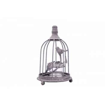 Mini photophore cage Antic Line -SEB10450