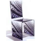 chaise aqua plaquette designer paco rabanne aitali