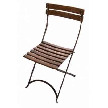 Chaise de jardin Antic Line -DEC4912