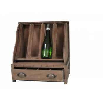 Range bouteilles Antic Line -SEB13442